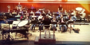 Schwantner Percussion Concerto and Residency