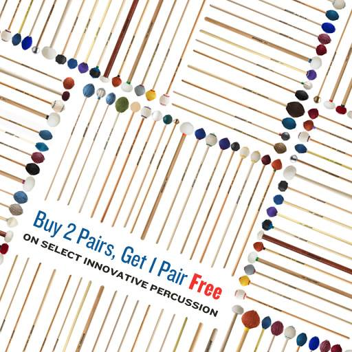 Buy 2 Pairs, Get 1 Pair Free on Thomas Burritt Series of Mallets