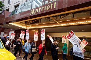 Support Mariott Workers