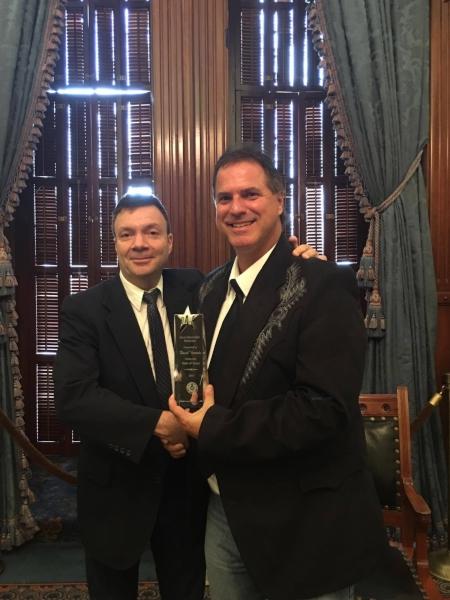 2017 Congratulatory Year for Local 433 Fiddler Player