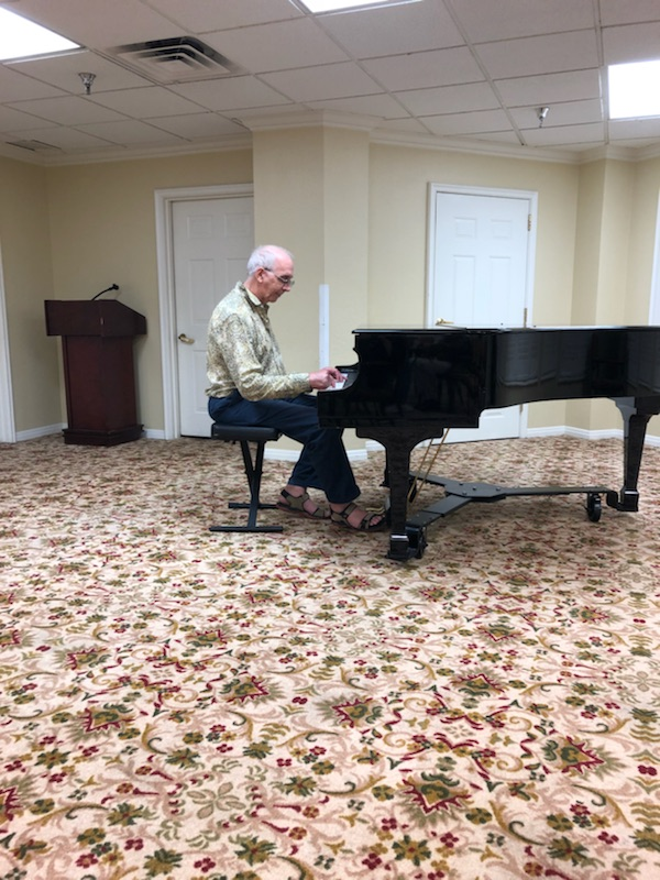 Local Musician Recovers From Injury