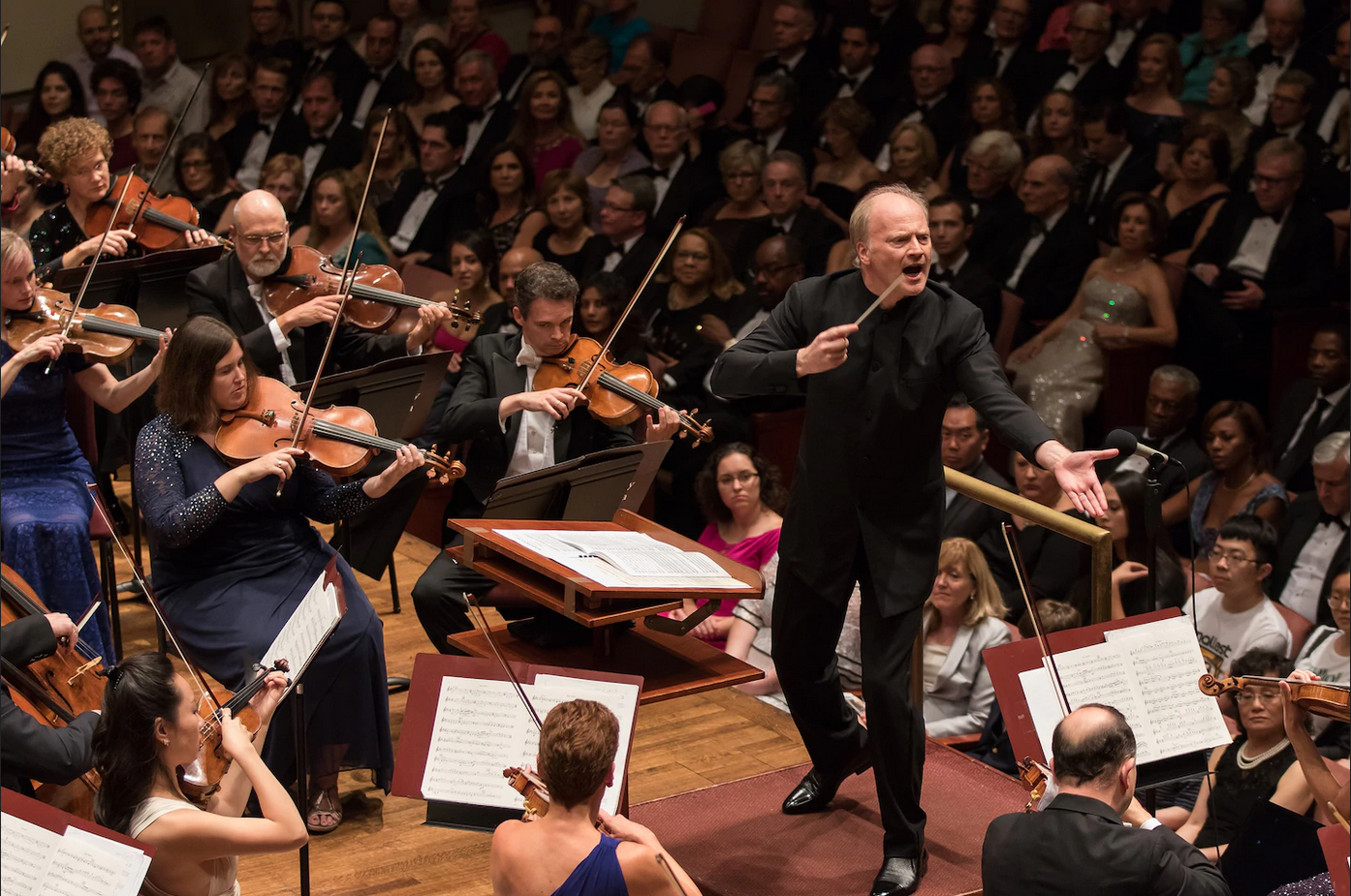 National Symphony Orchestra Gets $25 Million, Sacks Musicians Anyway