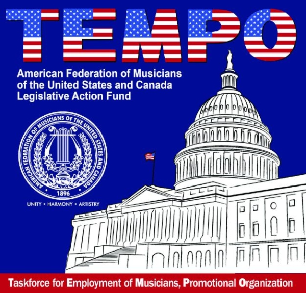 TEMPO: The AFM's Legislative Bipartisan Political Action Committee