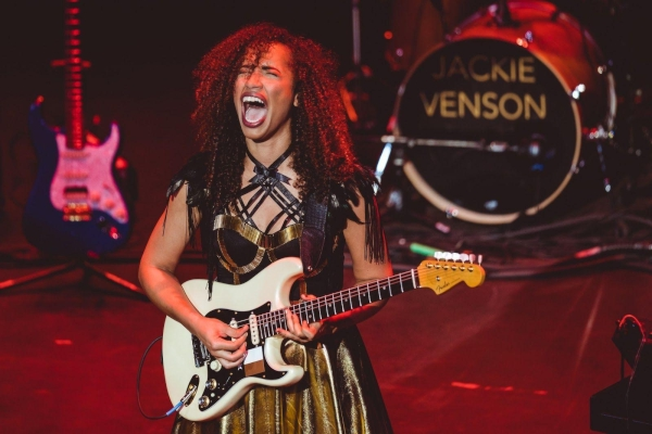 Jackie Venson asks the Austin music scene: 'What are you willing to do?'