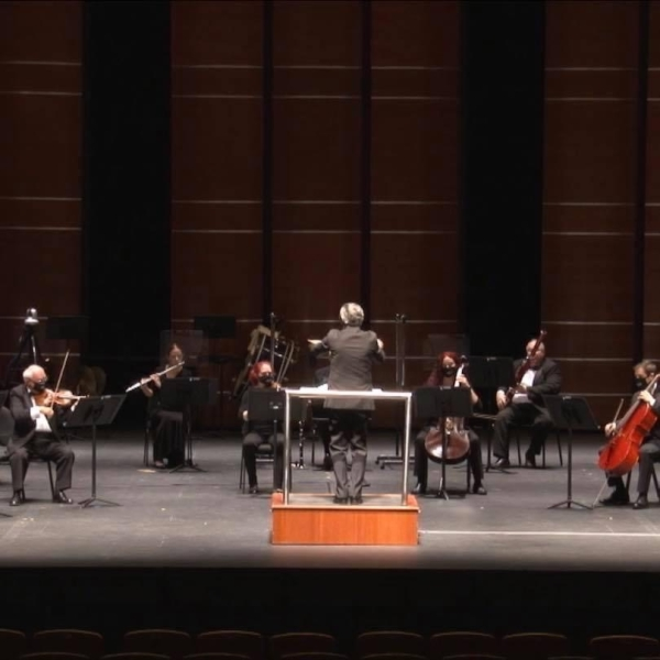Austin Symphony Virtual Concerts a Resounding Success