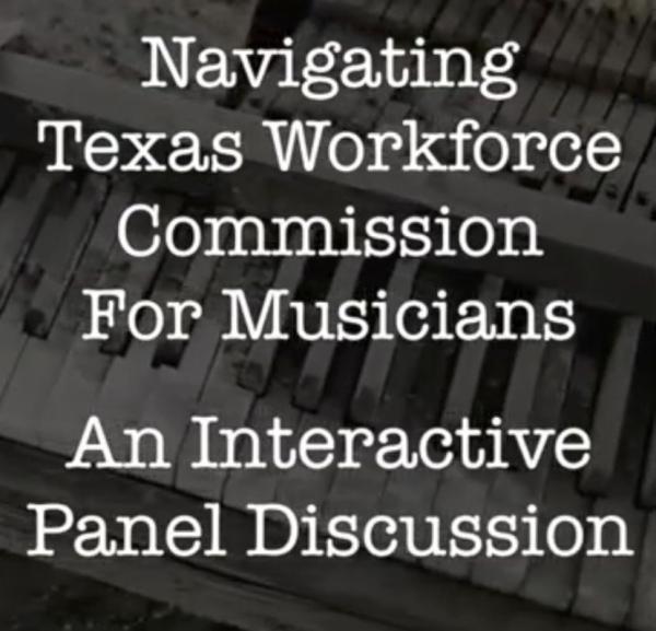 Navigting Texas Workforce Commission