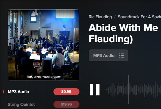 Abide With Me on Praise Charts