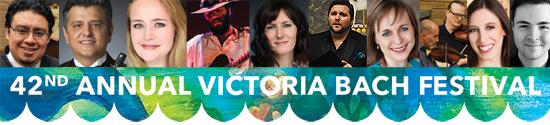 Victoria Bach Festival - A Busy One!