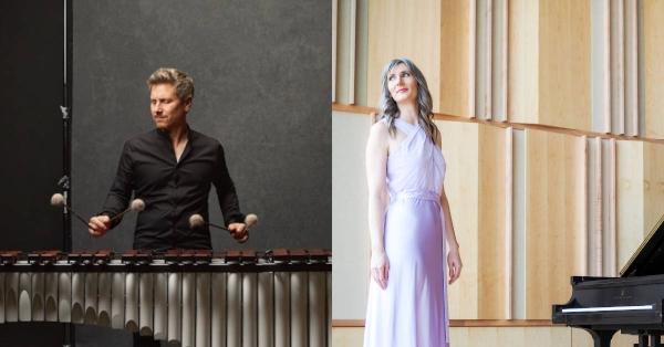 Bach Remix: Burritt and Schumann Re-unite