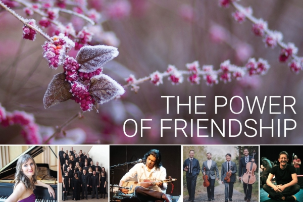 "Burritt to appear as part of ""The Power of Friendship"" Winter Storm Benefit Concert"