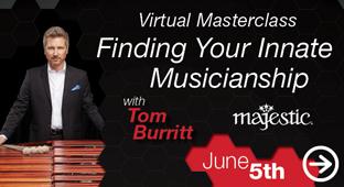 "Thomas Burritt West Music Clinic: ""Finding Your Innate Musicianship"""