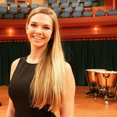 Nicole Robbins (MM) will be performing with the Classical Music Institute and attending SōSI this summer!