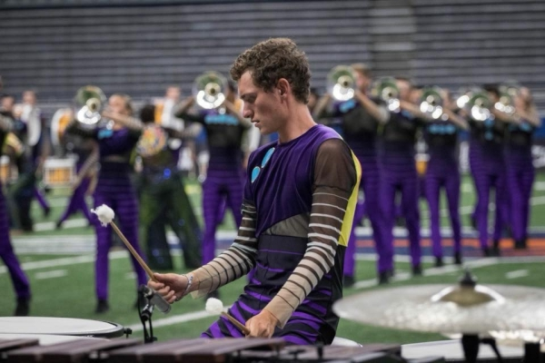 Sophomore John Dawson gets Accepted to the Colorado College Summer Music Festival