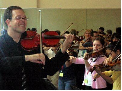 Brian Lewis teaches Kreisler