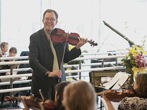 Brian Lewis on Teaching Individuality in the Music of Fritz Kreisler