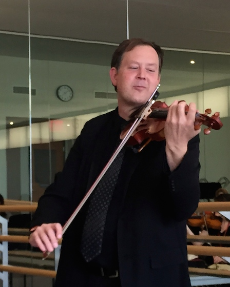 Pedagogy Class with Brian Lewis: Information Through Sounds